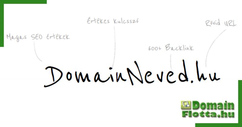 Az értékes domain akár a bor – a korra nemesedik